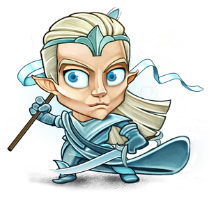 Elf PrimeBit Games