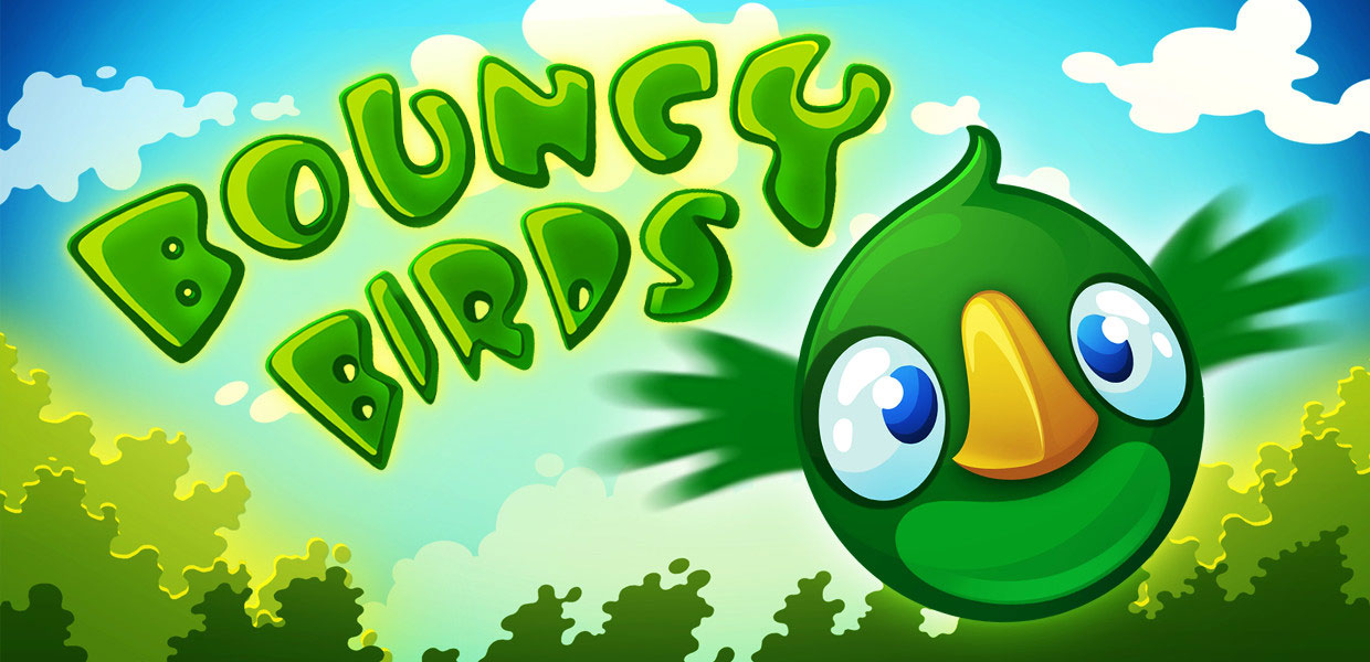 Bouncy Birds Pro